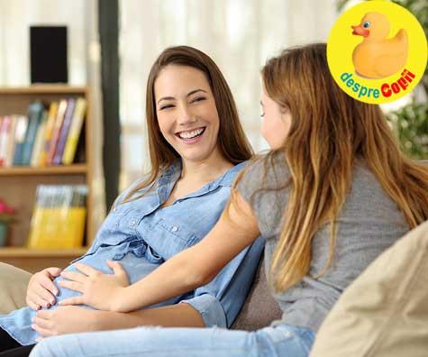 Alegerea nasilor lui bebe inca din timpul sarcinii - o decizie dificila - jurnal de sarcina