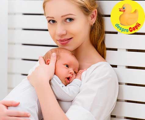 Nasterea bebelusului - cum influenteaza tipul nasterii microbiomul bebelusului