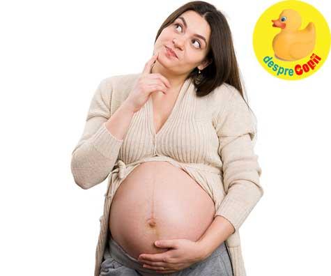 Unde voi naste: la stat sau la privat? - jurnal de sarcina