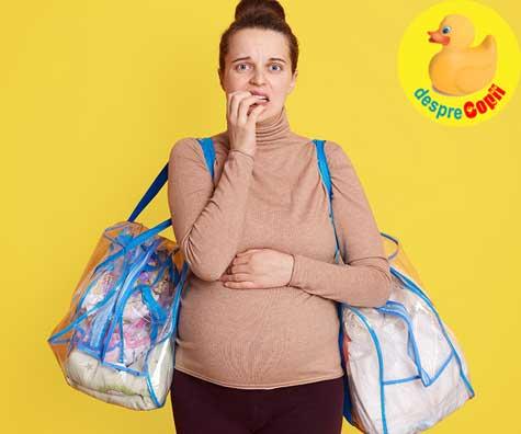 De ce mi-e frica sa nasc in spitalul de stat, in Romania - jurnal de sarcina
