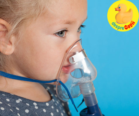 Folosirea eficienta a nebulizatoarelor la copii: sfaturi si recomandari