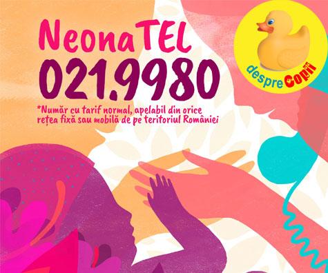NeonaTEL: Call-center gratuit pentru gravidele cu risc de nastere prematura si pentru parintii cu nou-nascuti indelung spitalizati