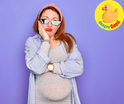 Nevoile fiziologice in timpul sarcinii, de multe ori un tabu - jurnal de sarcina