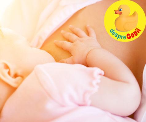 Care sunt nevoile nutritionale ale unei mamici care alapteaza?