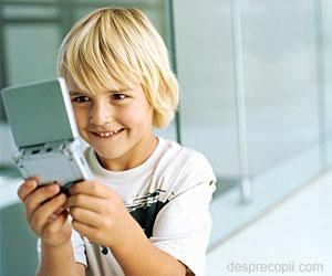 Consolele Nintendo 3D afecteaza vederea copiilor!