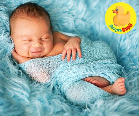 Comportamentul unui nou-nascut: cum sa intelegem fricile si nevoile lui