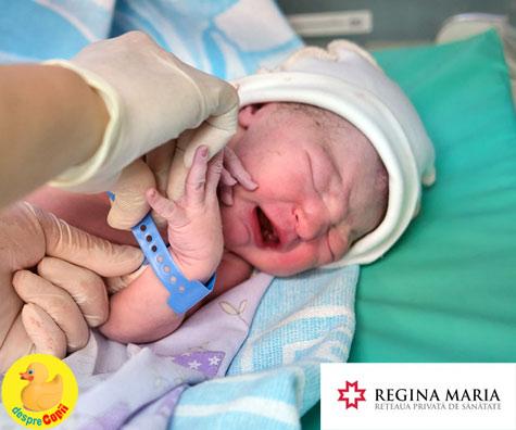 Ce se intampla cu nou-nascutul imediat dupa nastere: sectia de neonatologie unde bebe are nevoie de cea mai buna ingrijire posibila