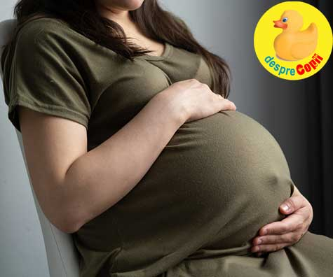 Nu totul e roz cand esti gravida - jurnal de sarcina
