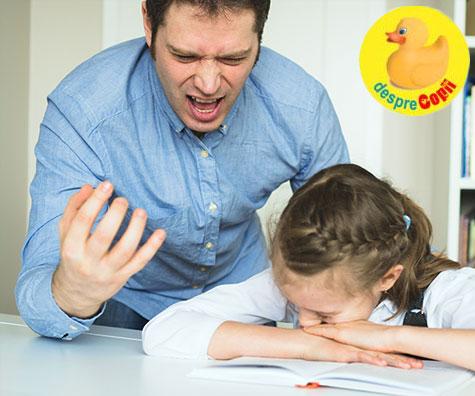 9 strategii cand iti vine sa tipi la copil