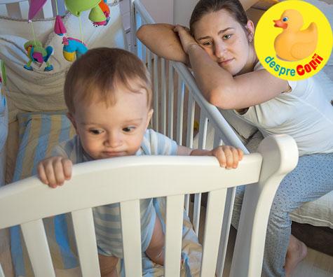 Copiii care nu vor sa mearga la somn, vor castiga mai mult la maturitate. Iata semnele bune ale copiilor incapatati