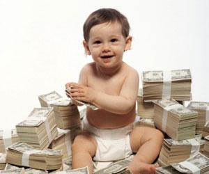 Ce nume de baieti aleg oamenii bogati din lume?