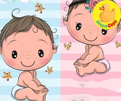 Cum ma pot hotari in alegerea numelui copilului meu?