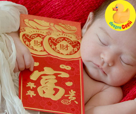 Numele copilului si influenta Feng Shui - energie si destin