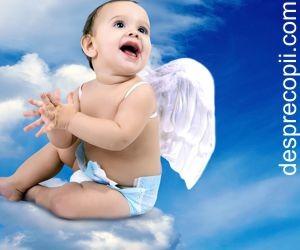 Nume de copii legate de ingeri