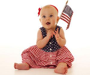 Top 10 nume de copii in SUA