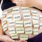 Cum ma pot hotari in alegerea numelui copilului meu? width=