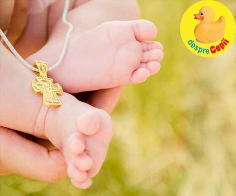 Nume de fete: nume de Sfinti pentru fetitele nascute in luna Septembrie