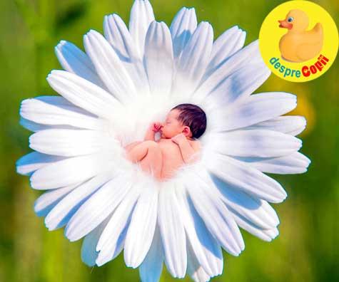 22 de nume pentru fetite nascute vara - o selectie de nume care aduc fericire si soare
