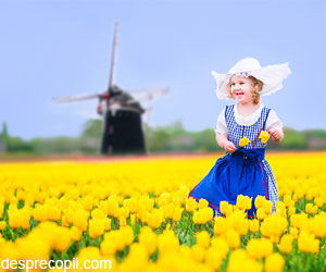 Nume populare de copii in Olanda in 2015