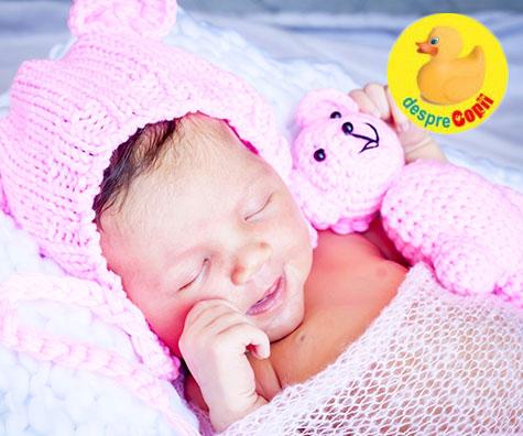 Nume de Sfinti pentru fetitele nascute in luna Ianuarie