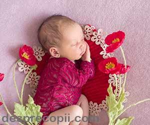 Nume sfinte pentru fetitele nascute in Mai