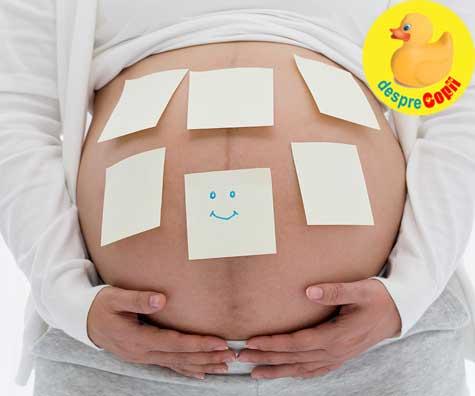 Lunga cautare pentru numele copilului meu - jurnal de sarcina