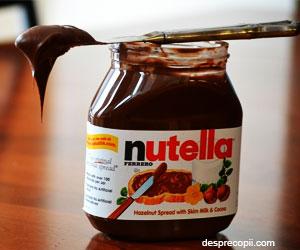 Nutella este la fel de sanatoasa ca o acadea