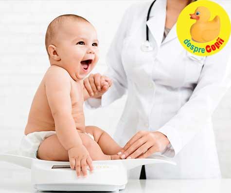 Obsesia diagramelor de crestere ale bebelusilor poate alimenta obezitatea la copii