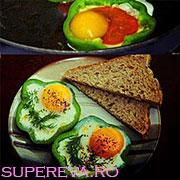 8 modalitati de a prepara oul la micul dejun