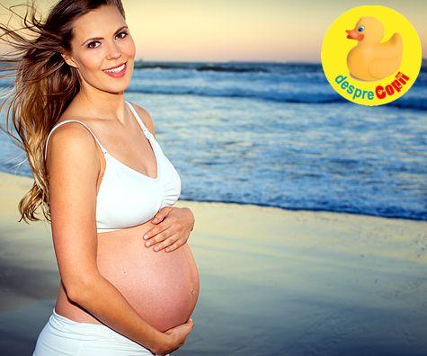 Odiseea sarcinii in 40 de saptamani: informatii esentiale