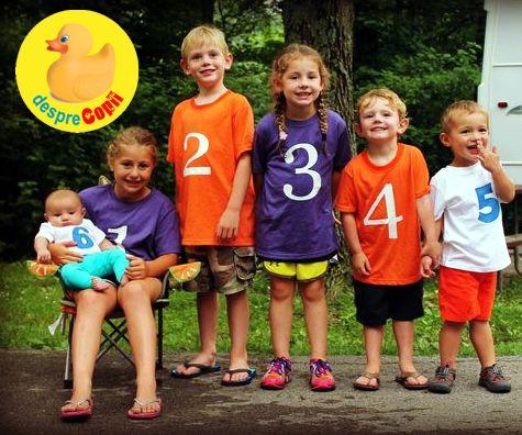Cum influenteaza ordinea nasterii personalitatea copilului