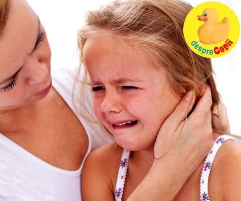Otita externa la copil: cauze si tratament