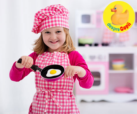 Un ou pe zi ajuta copiii sa creasca in inaltime