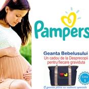 Pampers sustine gravidutele la Geanta Bebelusului 5 width=