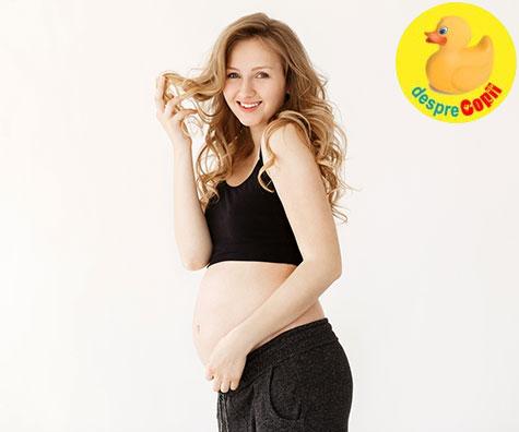 Ingrijirea parului in sarcina si dupa nastere - sfaturi si recomandari