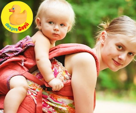 Parentingul atasat: conceptii, capcane si realitati din experienta unei mamici