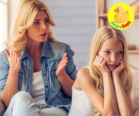 Cand metodele de parenting influenteaza problemele de comportament ale adolescentului