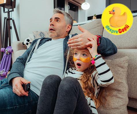 Nu proiecta fricile si anxietatile tale copilului tau - iata cum poti face asta