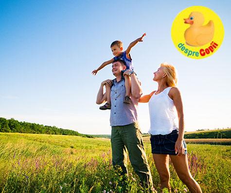 Parenting calm sau despre cum devenim parinti care stiu sa isi gestioneze propriile emotii