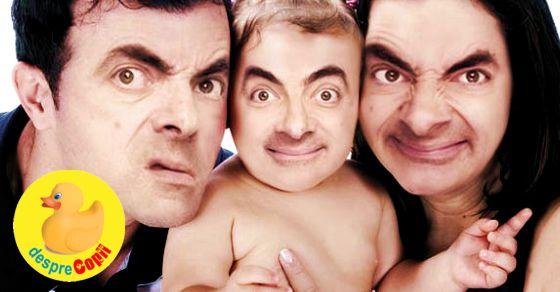 9 lucruri ridicole pe care parintii le spun copiilor