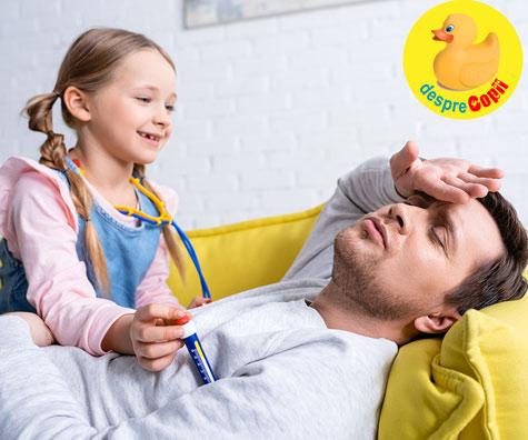 Parinti care aleg joburi pentru copiii lor - jurnal de tatic