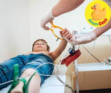 Pericardita la copil - cauze, simptome si tratament
