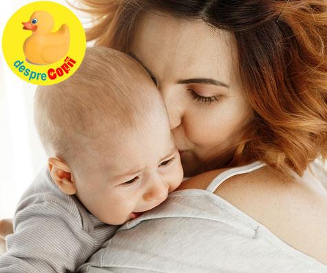 Alaptarea in perioadele agitate si perioadele minune ale bebelusului