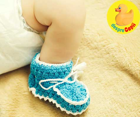 Bebelusul are picioare arcuite (cracanate) si alte ingrijorari legate de picioarele bebelusului: situatii si recomandari