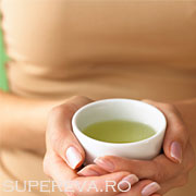 Extractul de ceai verde ne scapa de cancerul de piele