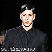 Piercingul nazal in varianta Givenchy 2012