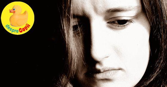 Cum am trecut peste pierderea unei sarcini sau despre golul peste care vor creste noi amintiri