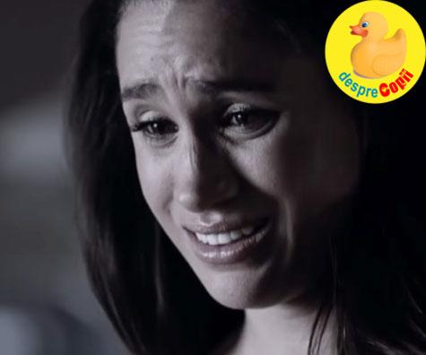 Tinandu-mi primul copil in brate, stiam ca il pierdeam pe al doilea - Meghan povesteste deschis despre durerea pierderii sarcinii