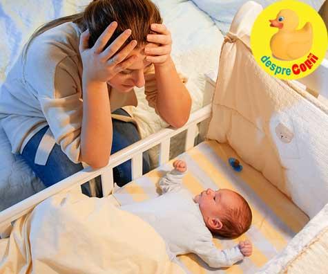 Greselile mamicilor dupa cezariana: renunta la un plan de nastere la urmatoarea sarcina