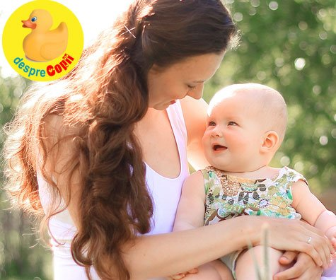 Primele 5 poezii pentru bebelusi